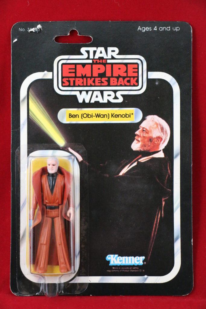 Ben Obi-Wan Kenobi 32 Back B Front