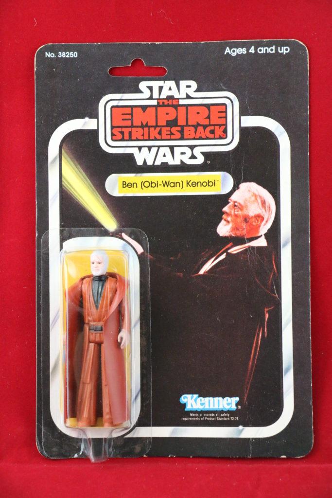 Ben Obi-Wan Kenobi 31 Back A Front