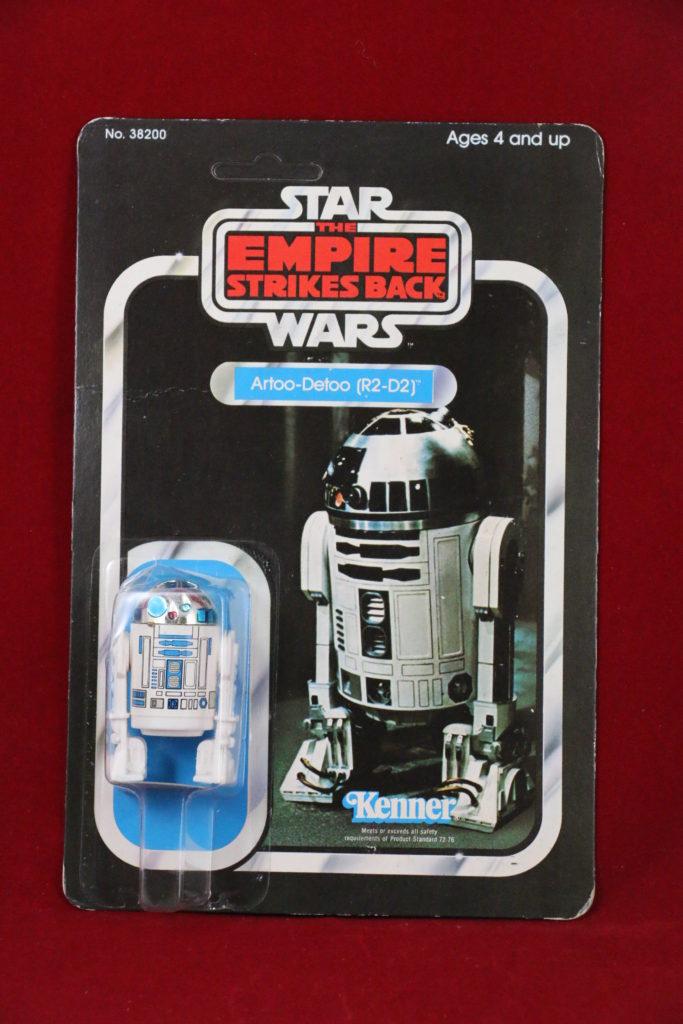 ESB Kenner Star Wars R2-D2 31 Back A Front