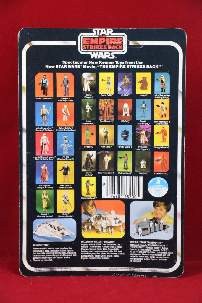 ESB Kenner Star Wars R2-D2 31 Back A Back