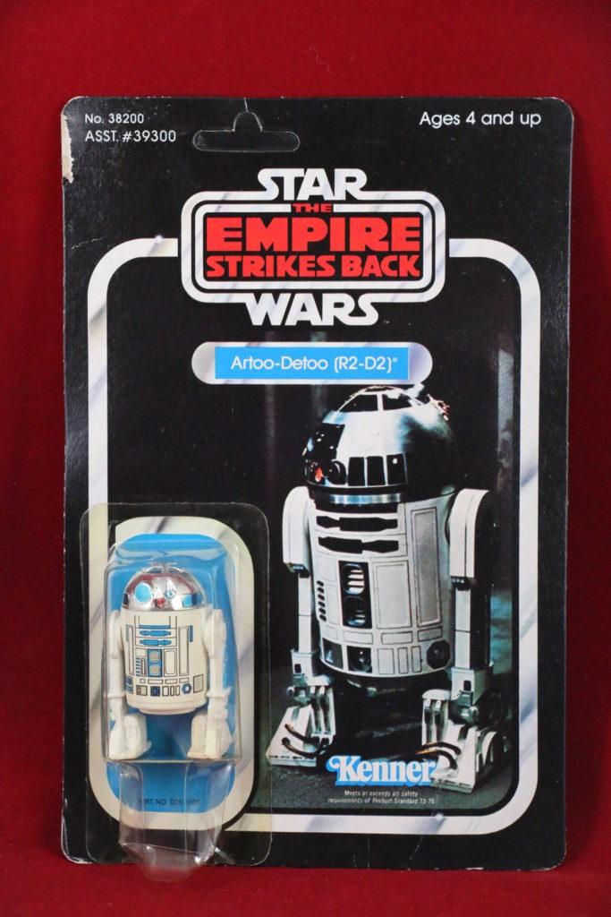 ESB Kenner Star Wars R2-D2 41 Back D Front