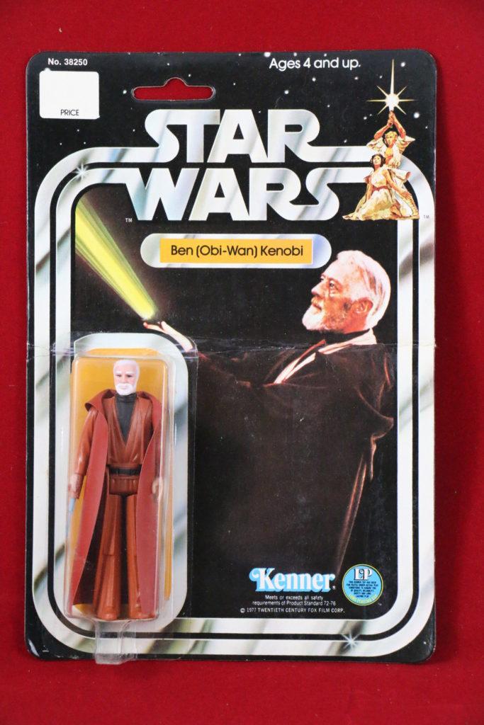 Ben Obi-Wan Kenobi 12 Back C Front