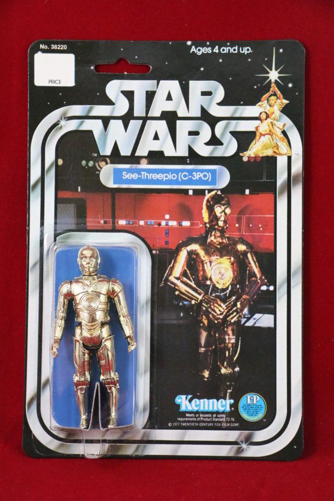 C-3PO 12-Back C Front