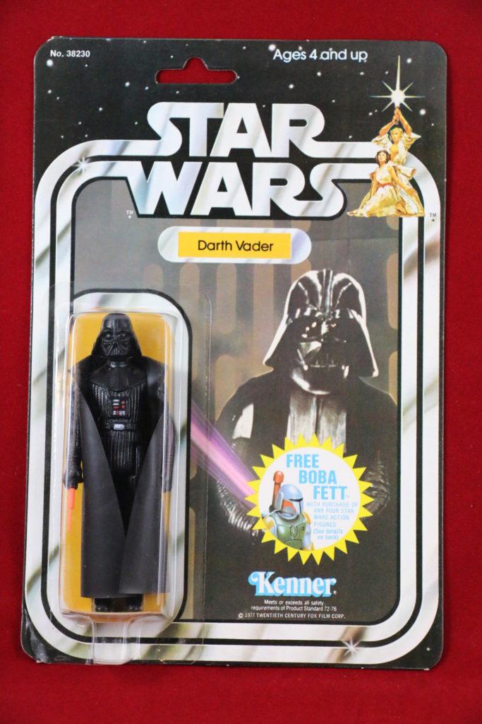 Darth Vader 20 Back F Front