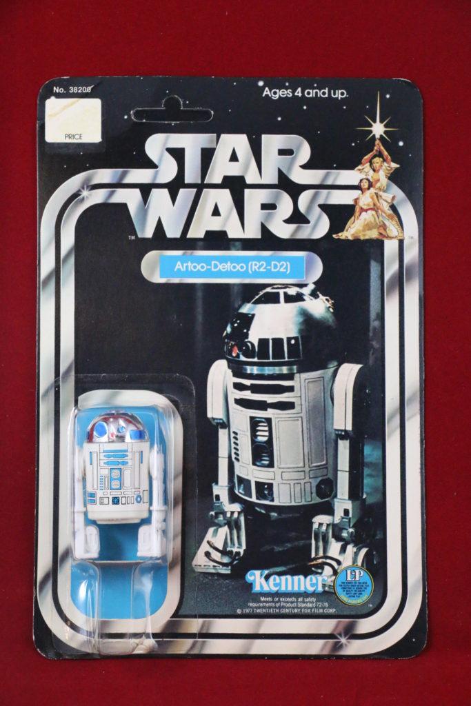 Star Wars R2-D2 12 Back C Front