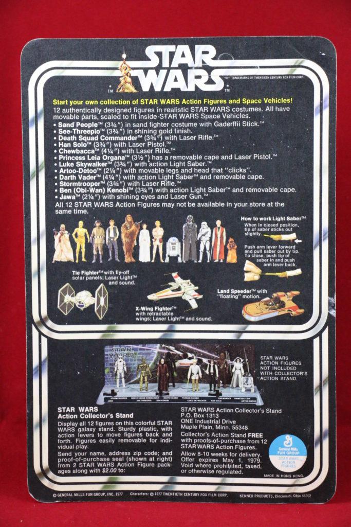 Star Wars R2-D2 12 Back C Back