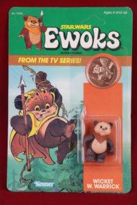 Wicket Warrick Ewoks Front