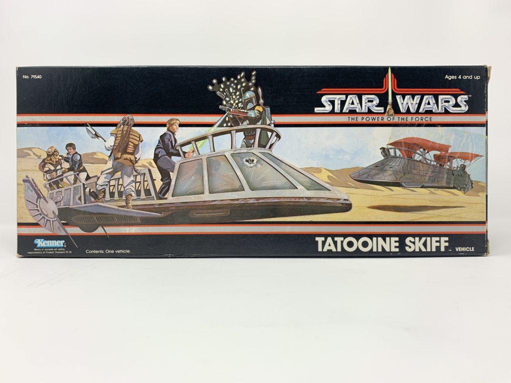 POTF Tatooine Skiff Front