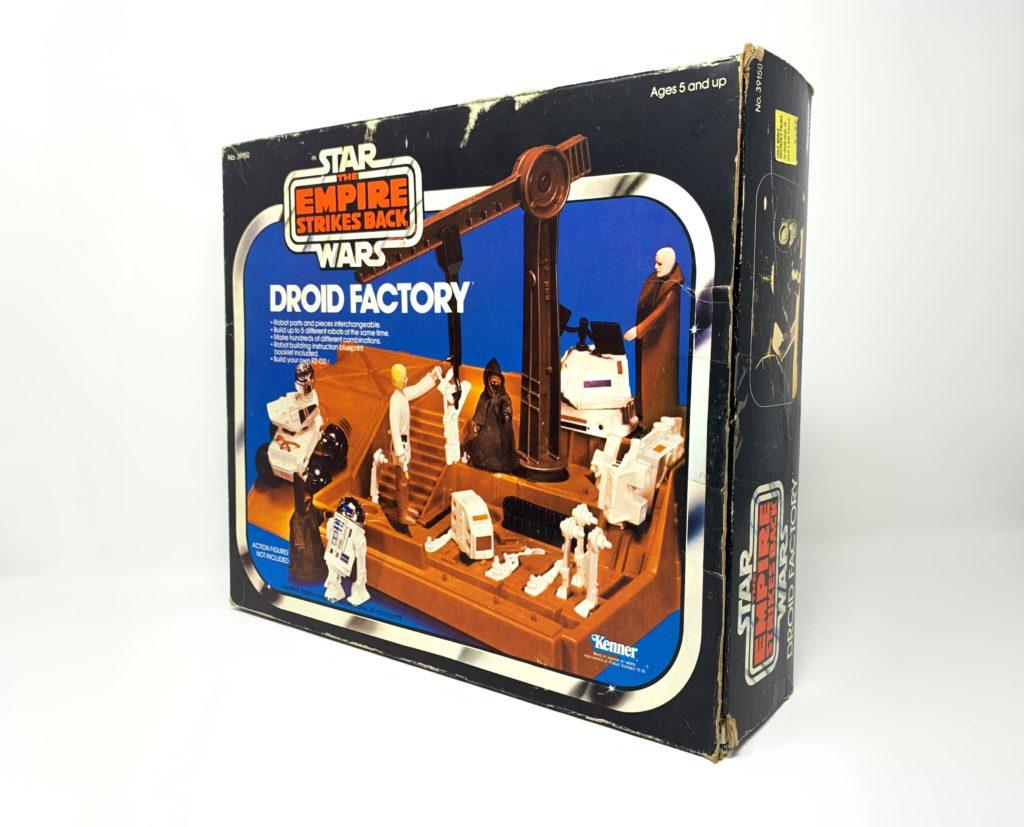 ESB Droid Factory Playset Back