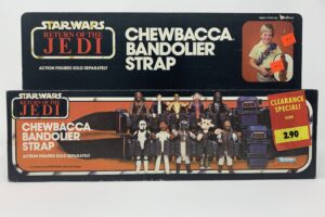 Kenner Chewbacca Bandolier Strap